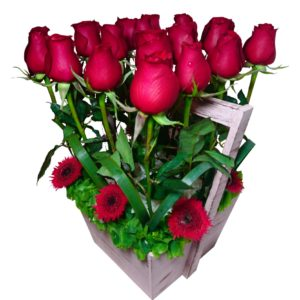 Arreglos Florales de rosas.