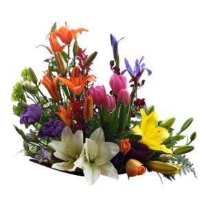 Flores naturales mixtas
