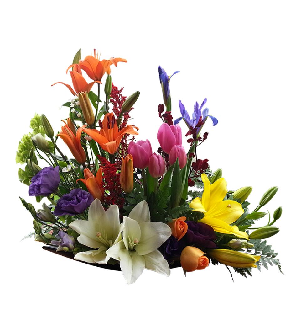 Flores Naturales Mixtas Flores Nicte Arreglos Florales