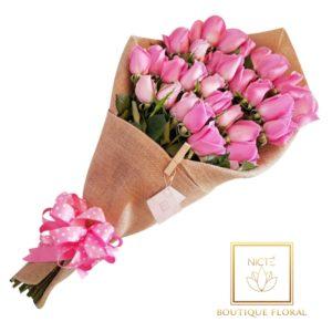 Ramo de rosas 30 piezas