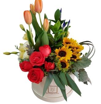 Caja de flores the best
