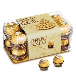 Chocolates Ferrero Rocher mediana
